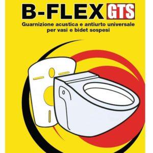 B-Flex GTS Guarnizione in gomma per sanitari