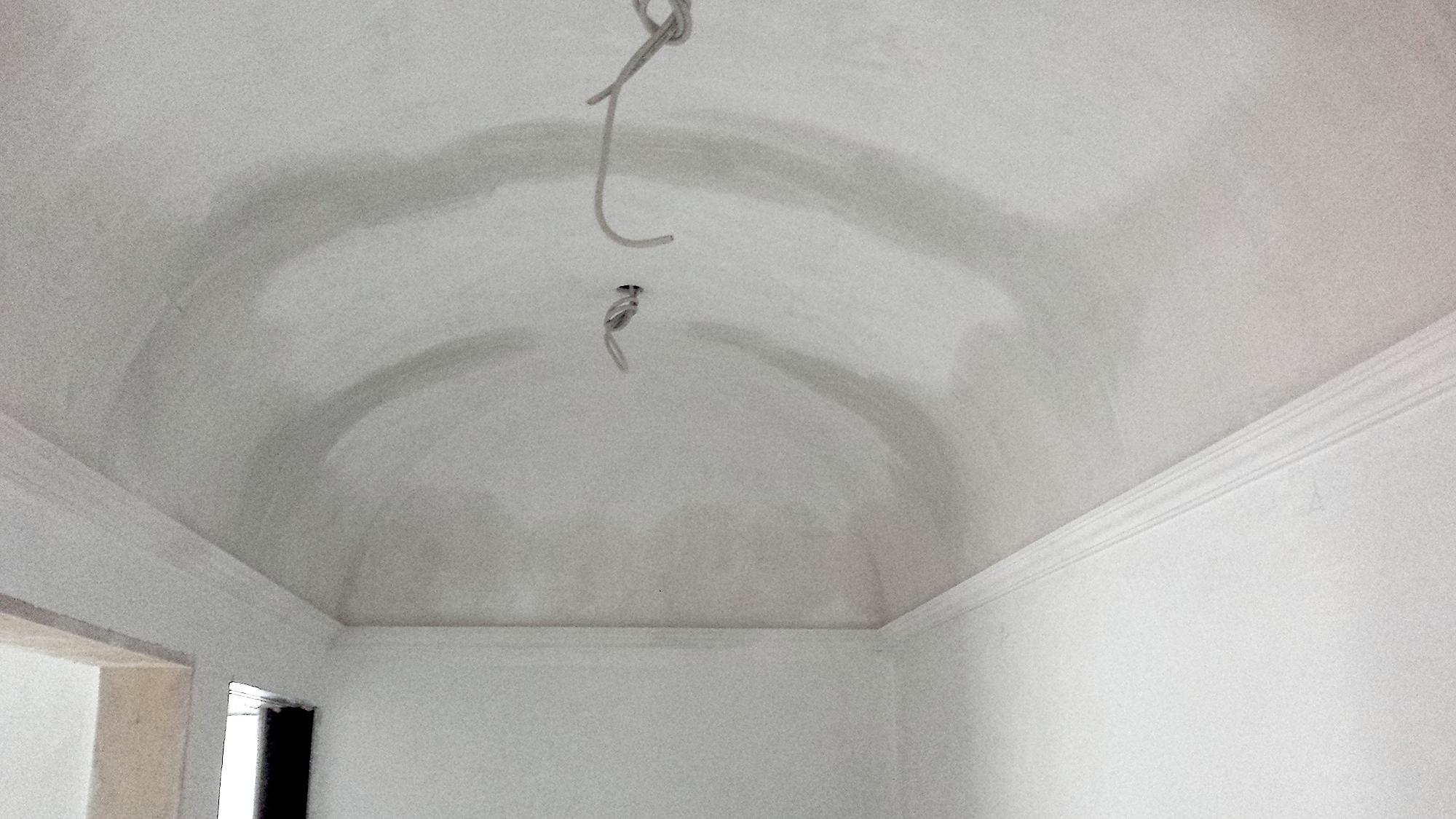 Soffitti A Volta Decorazioni : Decorazione soffitto youtube
