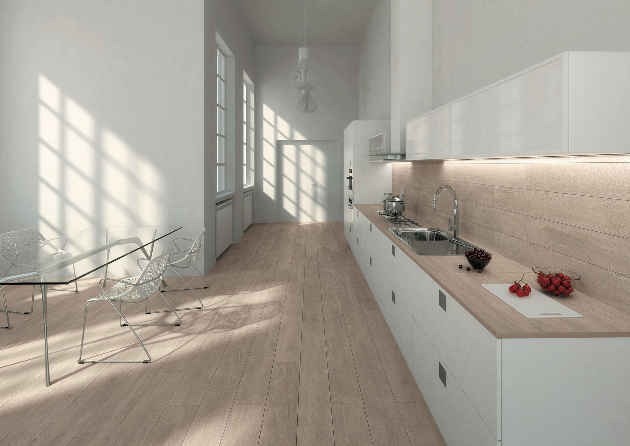 Pavimento Bianco Grigio : Adesivo per piastrelle adekoll as extra flex grigio a bancale