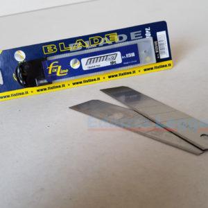 lama da 25mm per cutter con astuccio