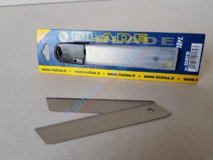 lama di ricambio cutter 18mm fixline