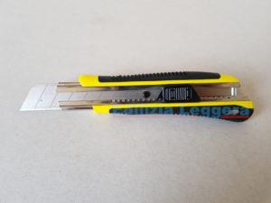 cutter da 25mm autoblocante professionale fixline