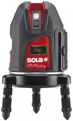 ATLAS GREEN Laser SOLA destra
