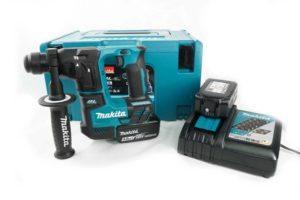tassellatore-sds-a-batteria-dhr171rtj-batteria completo