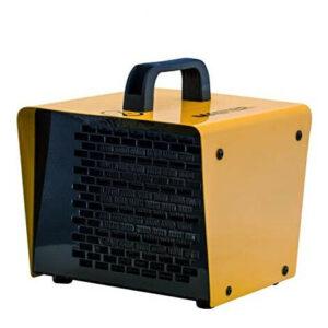 generatore aria calda professionale con ventilatore 15 3 kw b 3 ptc mcs
