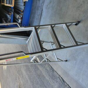 Bauskada Scaletta in alluminio 2 gradini
