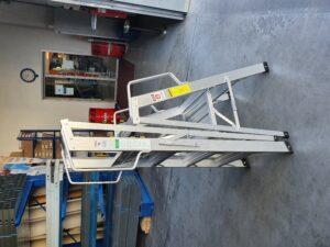 Bauskada Scaletta in alluminio 5