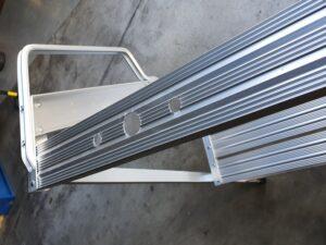 Bauskada Scaletta in alluminio 3